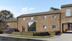Shadwell Grange Farm - Grange Barn